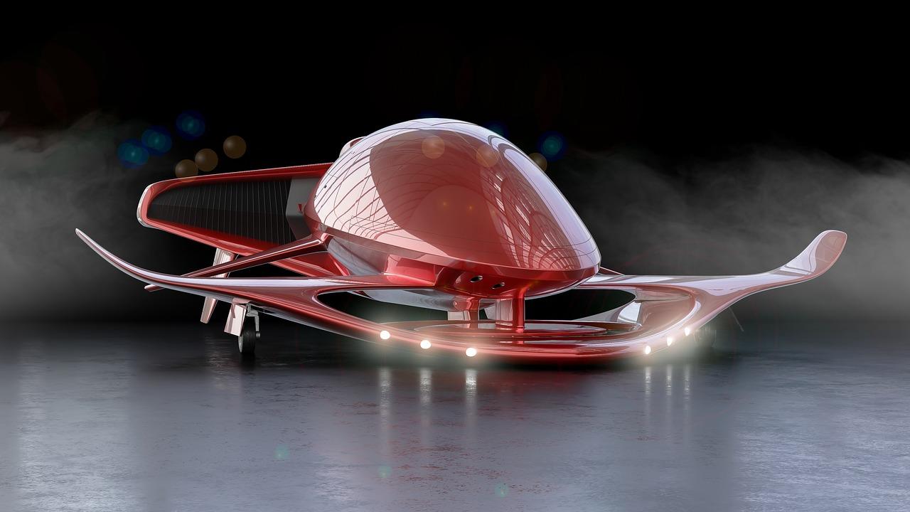 Drone Plane Concept