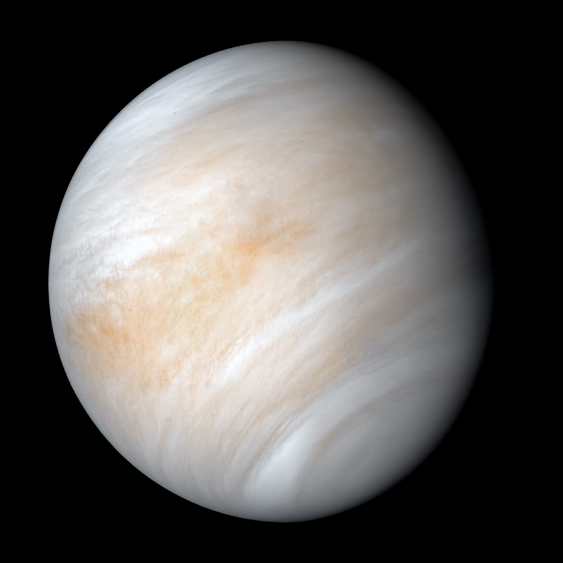 Scientists Find Possible Sign of Life on Venus