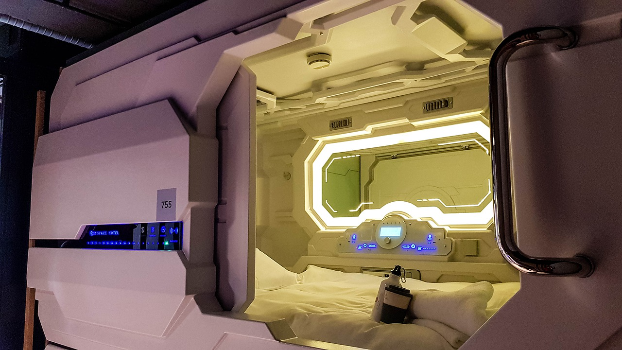 Sleeping Pods for the Homeless Piloted in Munich Before Country-Wide Roll-out