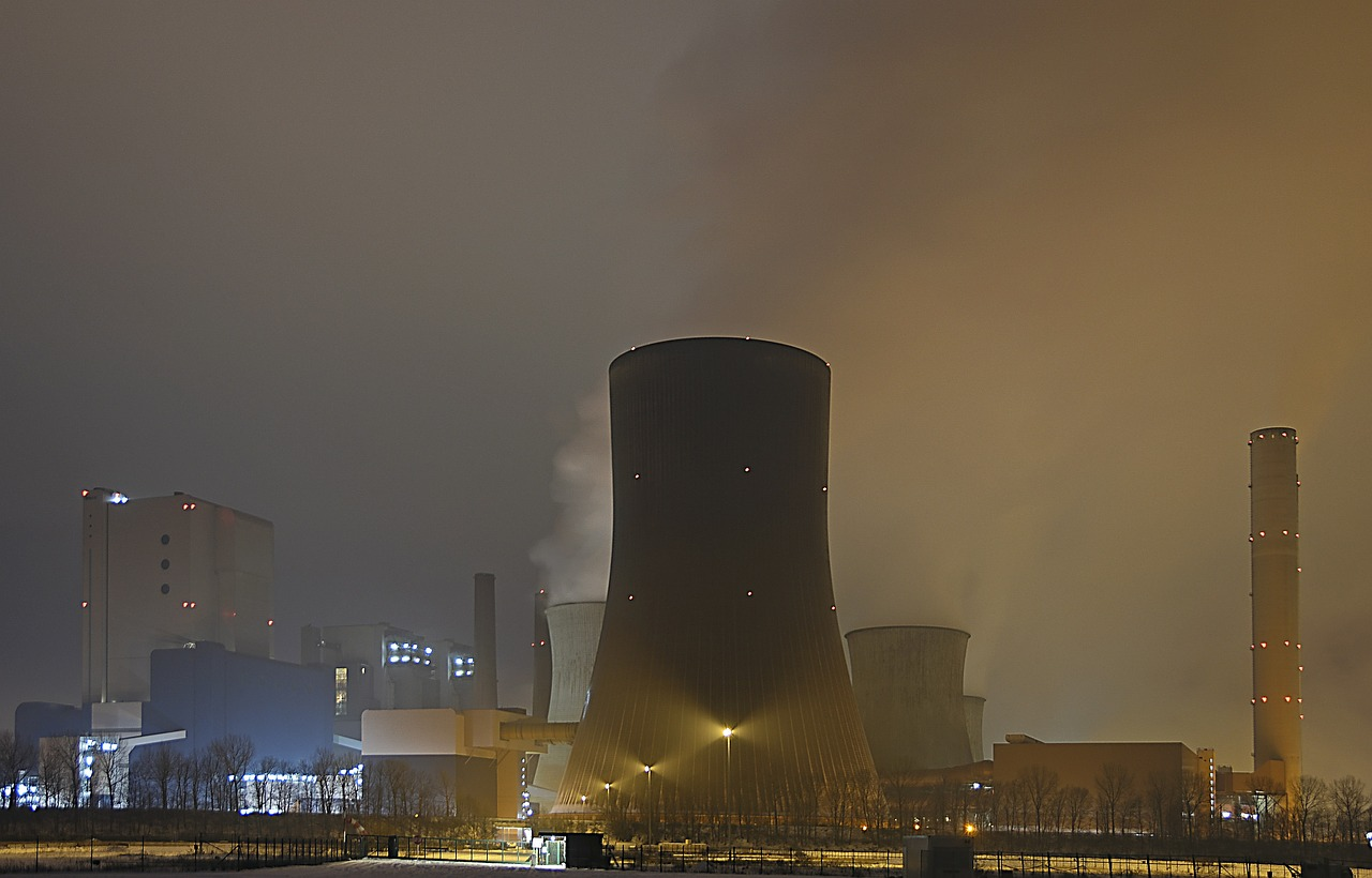 China Is Building Two Nuclear Reactors that Have the International Community Worrying