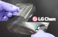 LG Finally Creates a Foldable Screen Material that Really Feels Like Glass