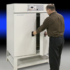 Despatch industrial cabinet oven for adhesive curing