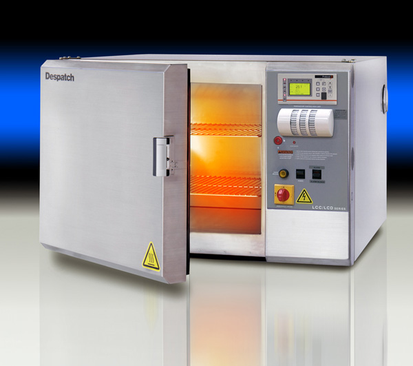 Despatch LAC lab oven for compound pharmacy cleanroom depyrogenation