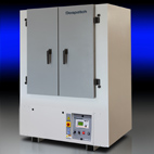 Despatch cabinet oven for Torlon polymer curing