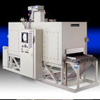 Despatch industrial conveyor oven for bonding battery components
