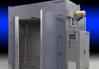 Composite Curing Ovens for lightweight aerospace and automotive components