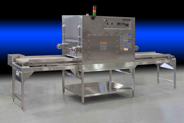 Despatch PCC1-26 industrial conveyor oven with extended end tables