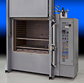 LCC clean process cabinet oven that is designed to meet the demands of production and large scale R&D environments