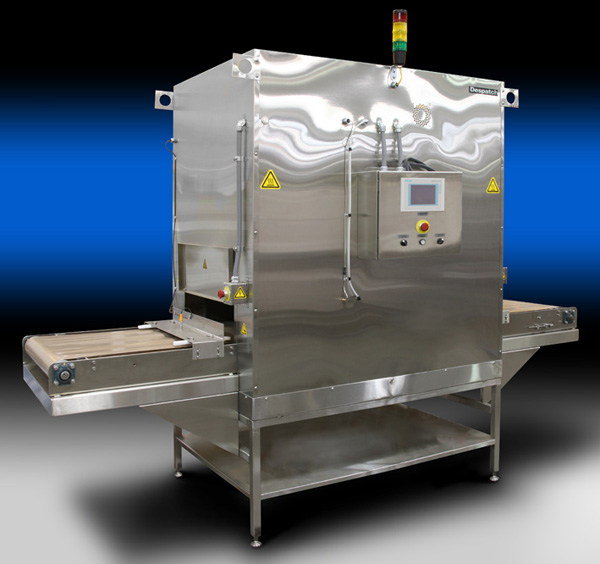 Pcc Hepa Filtered Conveyor Oven With Teflon Belt Despatch