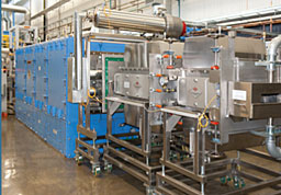 Integrated Carbon Fiber Production Lines