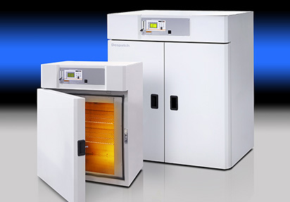 LAC Benchtop Oven for medical and pharmaceutical sterilization processes