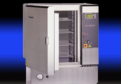 LCD2-14 reach-in curing oven for clean rooms