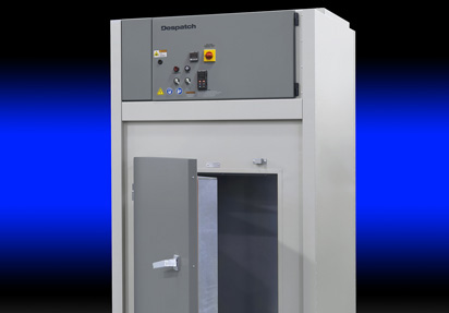 PBC cabinet oven for burn-in applications