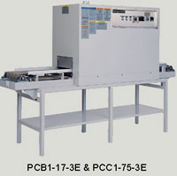 Industrial Pc Series Continuous Conveyor Ovens Tunnel Oven