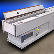 Despatch industrial top loading oven for down-hole tool testing and calibration