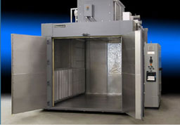 S-Series composite curing oven