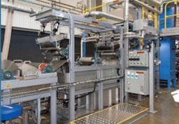Integrated Carbon Fiber Production Line Control System