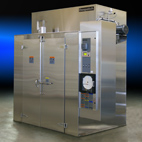 Stainless steeel Despatch Walk-in Oven for medical device curing