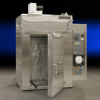 Despatch stainless steel Class A walk-in oven for catheter curing
