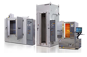 Despatch cabinet ovens and furnaces