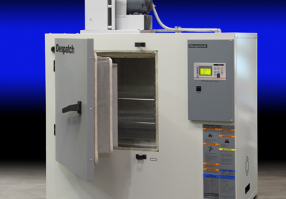 RAF/RFF Series High Temperature Ovens