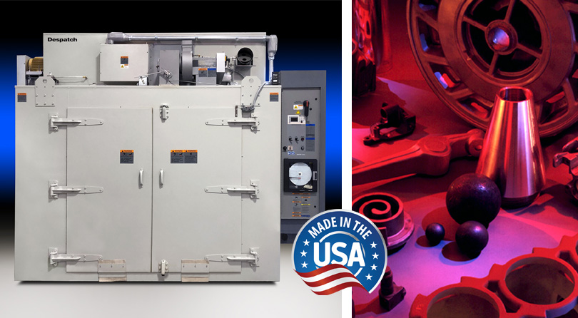 Despatch TAF INdustrial Walk-in Furnace - Made in USA