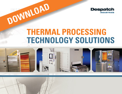 Thermal Processing Brochure